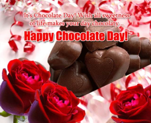 Chocolate Day Quote 3 Picture Quote #1