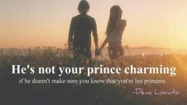Cinderella And Prince Charming Quote 1 Picture Quote #1