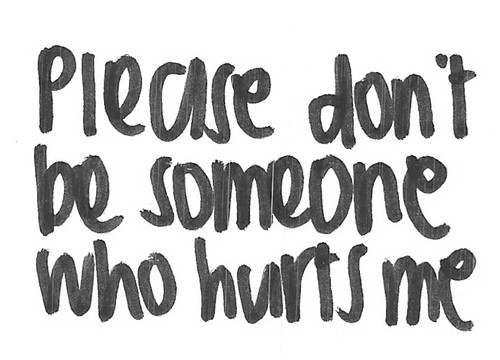 Please Dont Hurt Me Quote | Quote Number 801413 | Picture Quotes