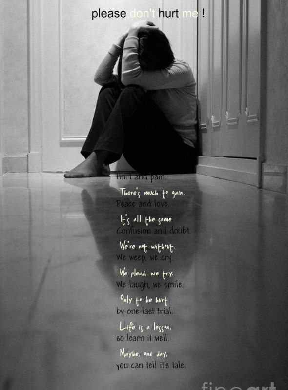 Dont Hurt Me Quote | Quote Number 801415 | Picture Quotes