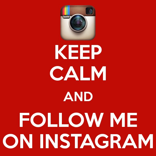 Follow Me Quote For Instagram 1 Picture Quote #1