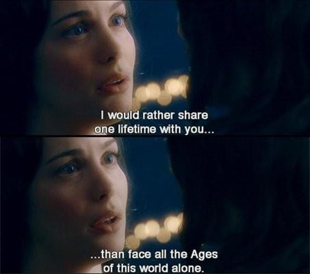 Famous Romantic Movie Quote 2 Picture Quote #1