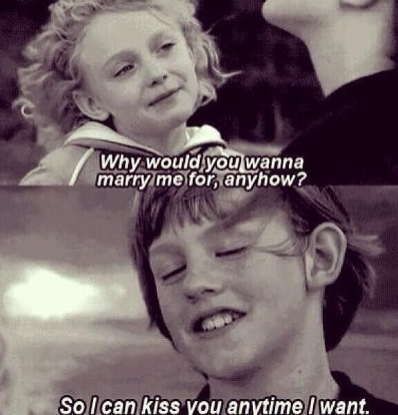 Famous Romantic Movie Quote 5 Picture Quote #1