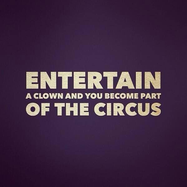 Clown Quote 8 Picture Quote #1