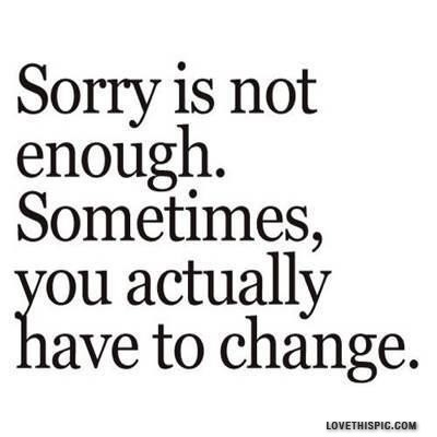 Sometimes People Never Change Quote 1 Picture Quote #1