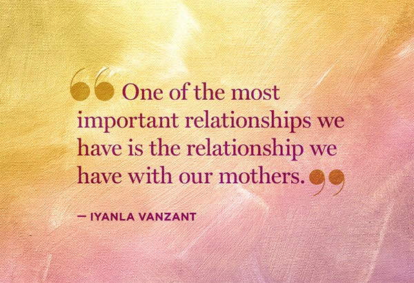 Mother Daughter Relationship Quote 1 Picture Quote #1