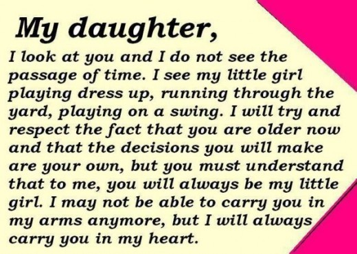 Mother Daughter Relationship Quote 3 Picture Quote #1