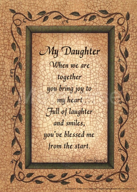 Mother Daughter Relationship Quote 4 Picture Quote #1