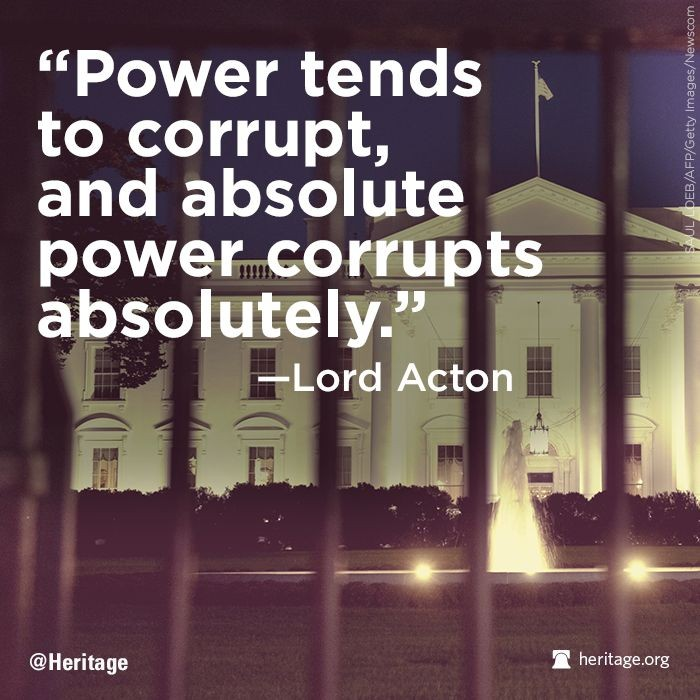 Absolute Power Corrupts Quote 2 Picture Quote #1
