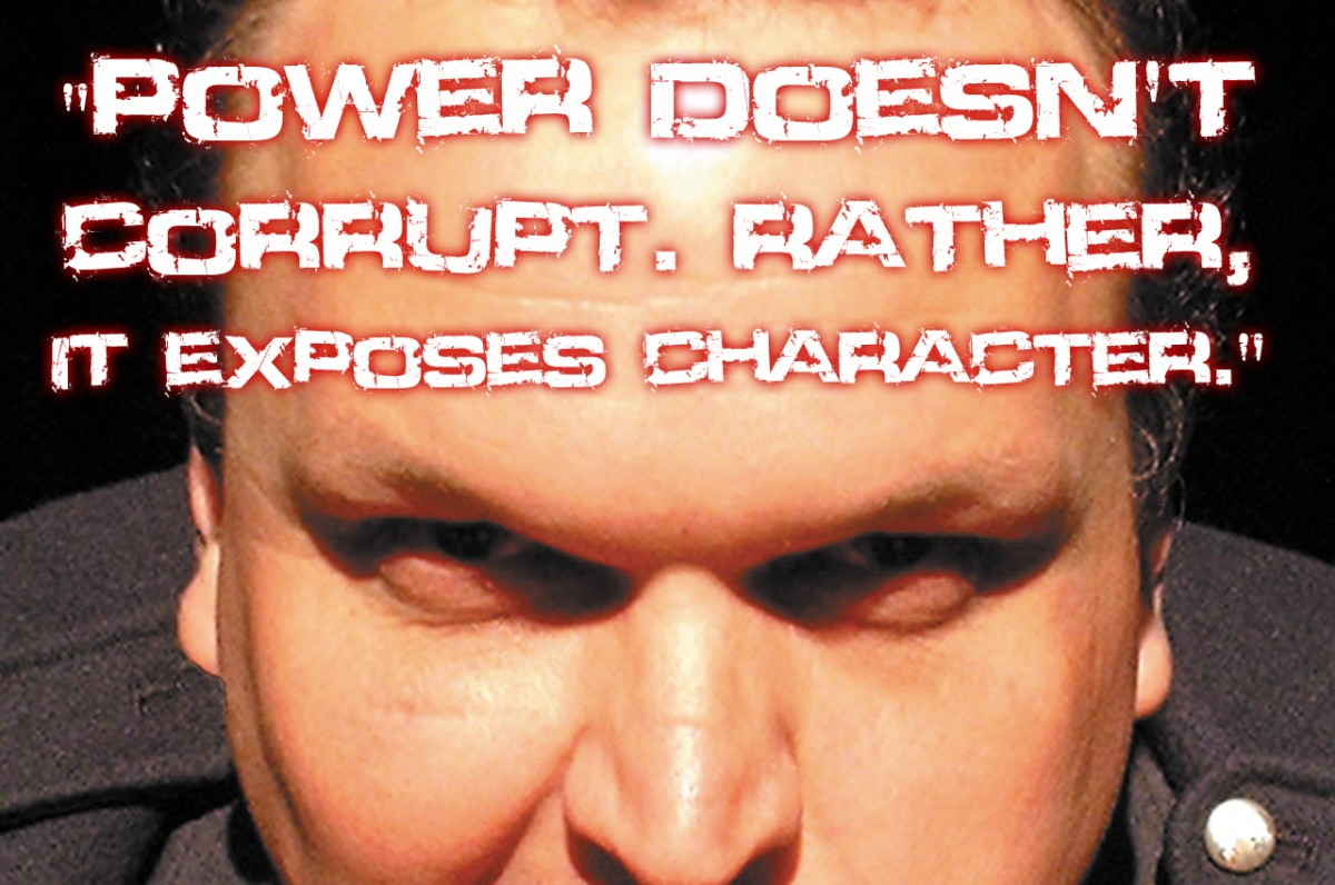 Power Corrupts Quote 2 Picture Quote #1