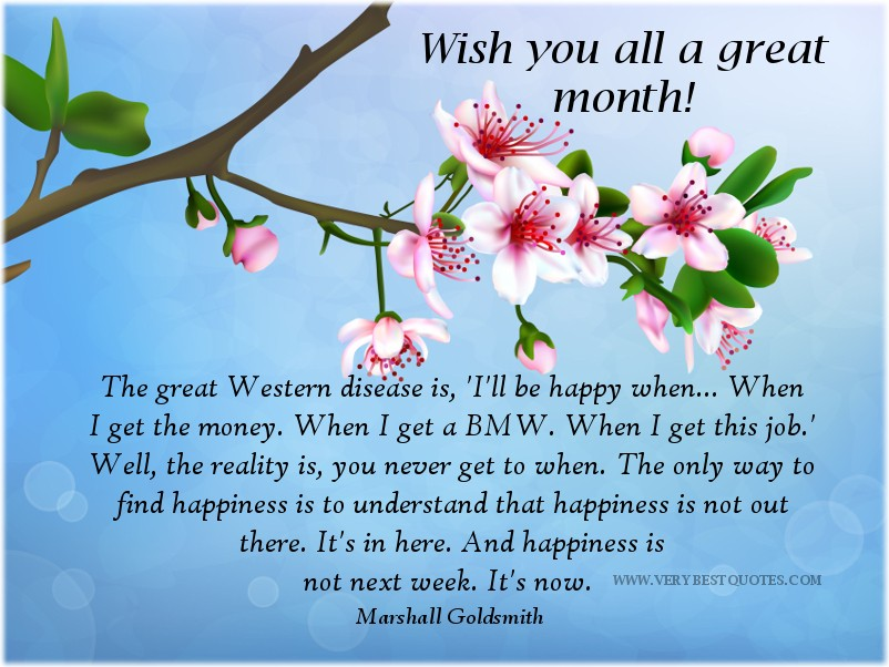 New Month Quote 7 Picture Quote #1