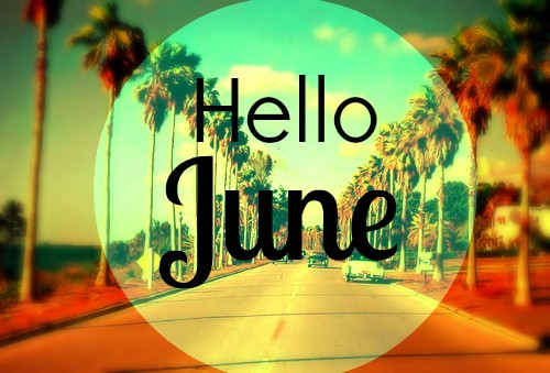 June New Month Quote 3 Picture Quote #1