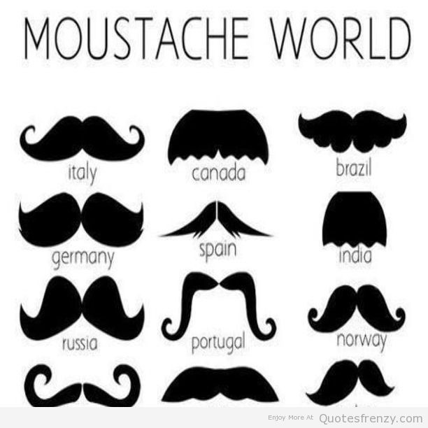 Funny Moustache Quotes: Funny Mustache Quote