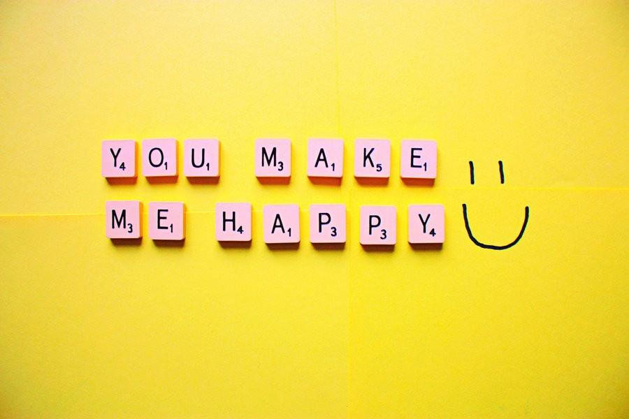 You Make Me So Happy Quote 3 Picture Quote #1