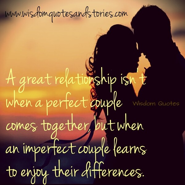 Great Relationship Quote 3 Picture Quote #1