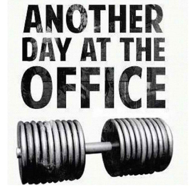 Another Day At The Office Quote 1 Picture Quote #1