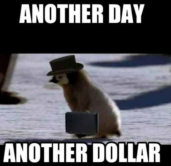 Another Day Another Dollar Quote 3 Picture Quote #1