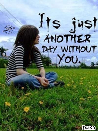 Just Another Day Quote 1 Picture Quote #1