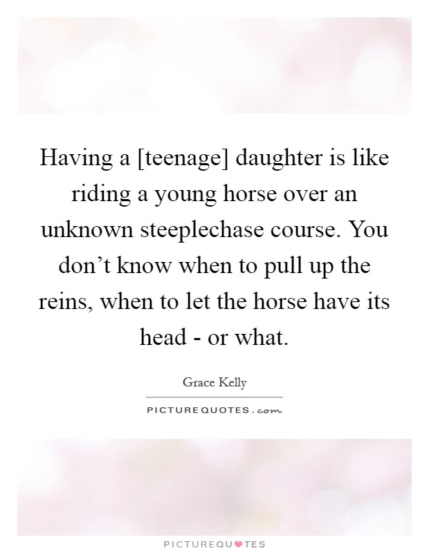 Teenage Daughter Quotes & Sayings | Teenage Daughter Picture ...