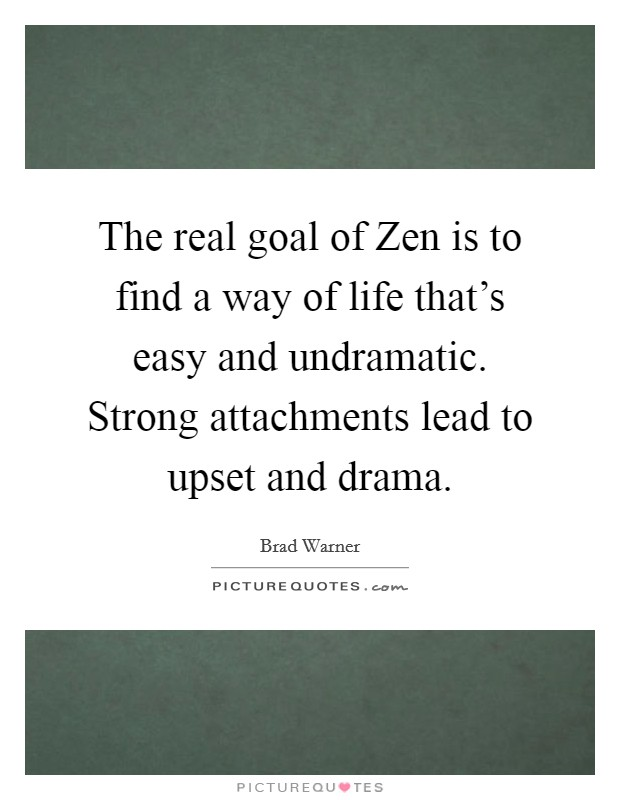 zen a way of life essay