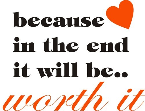 Because In The End Quote 1 Picture Quote #1