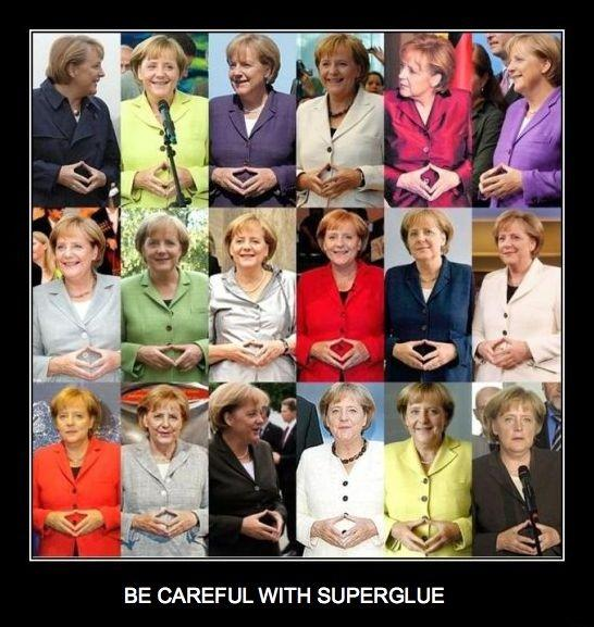 Be careful with superglue Picture Quote #1