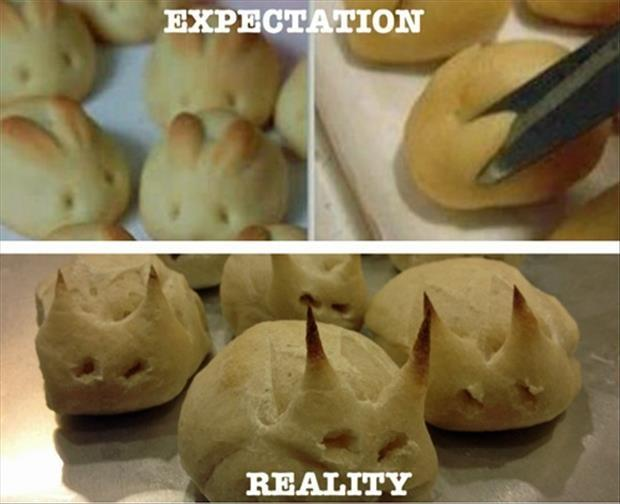 Expectation. Reality Picture Quote #13