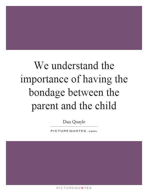 importance of mother infant relationship quotes