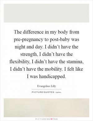 i have a body and i am grateful as i it to be a very