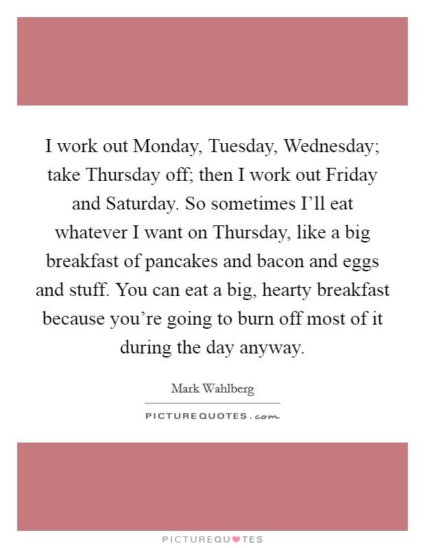 Eating Breakfast Quotes & Sayings | Eating Breakfast ...