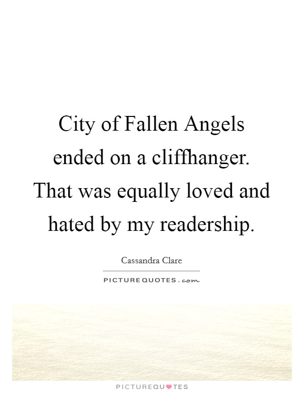 Fallen Angels Quotes & Sayings | Fallen Angels Picture Quotes