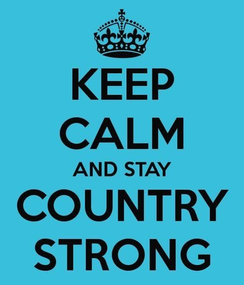 Country Strong Quote 2 Picture Quote #1