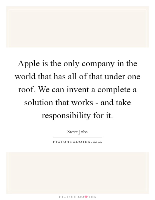 How Tim Cook brought corporate social responsibility to Apple