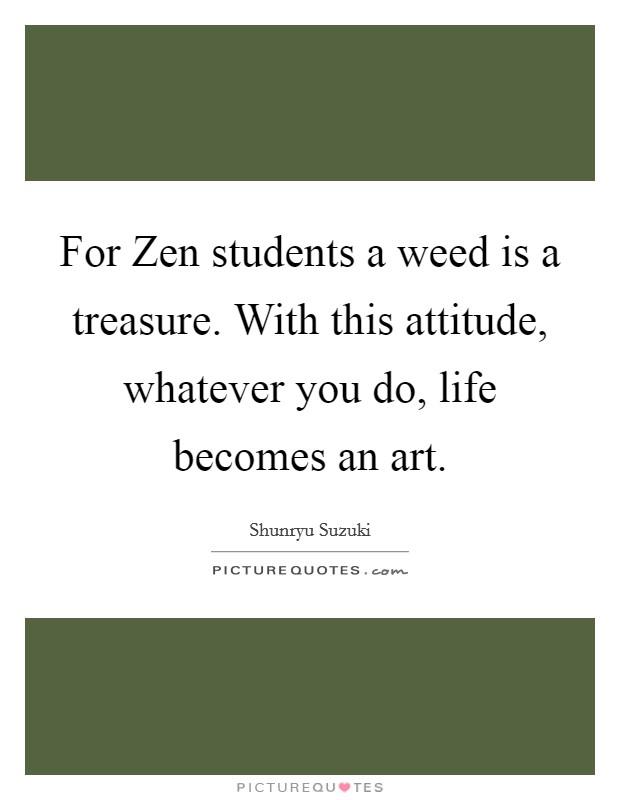 Zen quotes zen sayings zen picture quotes page 5 - Symbole zen attitude ...