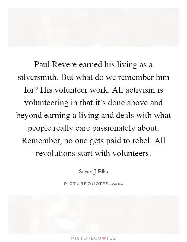 Quotes On Volunteering Fair Volunteer Work Quotes & Sayings  Volunteer Work Picture Quotes