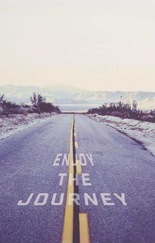 Enjoy the journey Picture Quote #1