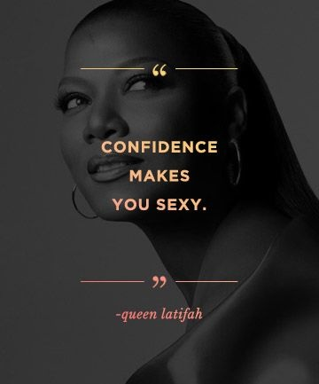 Confidence makes you sexy Picture Quote #1