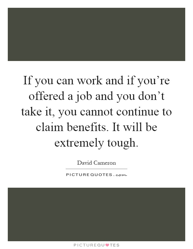 can i work and claim benefits