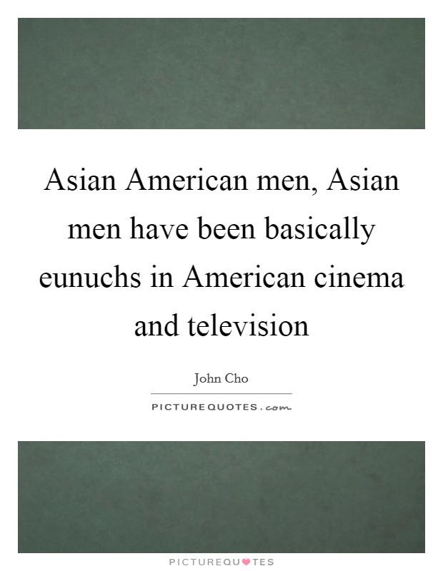Asian man quot quot