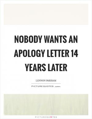 Everything starts with a lie and ends with an apology Picture Quotes