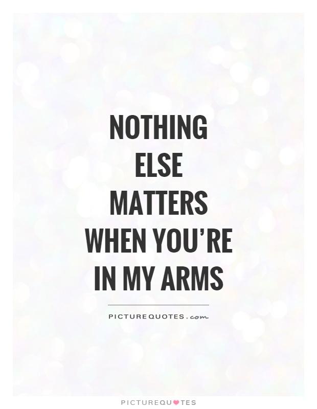 lyric nothing else matters lyrics nothing else in