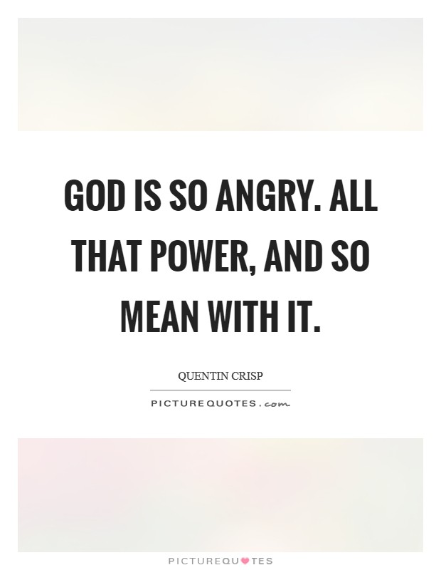Angry With God Quotes Sayings Angry With God Picture Quotes