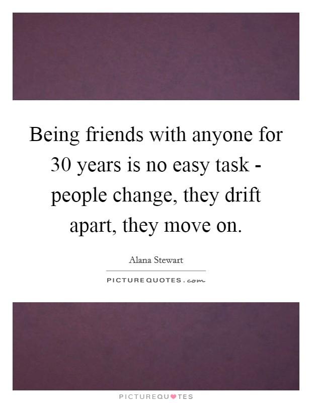 technology drifts people apart