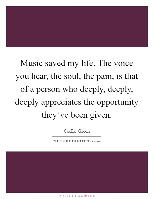 Music Saves My Soul Quotes The Gallery For Music Saved My Life