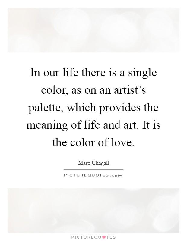 Art Color Quotes Art Color Sayings Art Color Picture