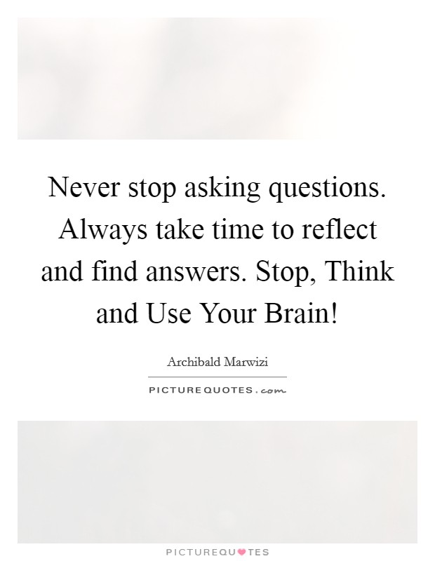 Take Time To Reflect Quotes: Time To Reflect Quotes & Sayings