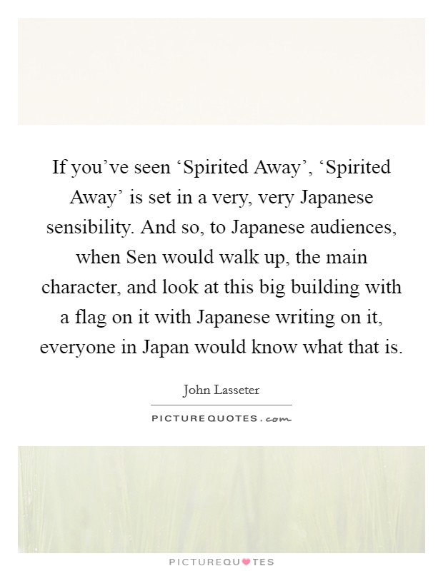 Sensibility Quotes Sayings Sensibility Picture Quotes Page 60 Adorable Spirited Away Quotes