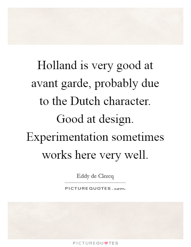 Character Design Quotes : Eddy de clercq quotes sayings quotations