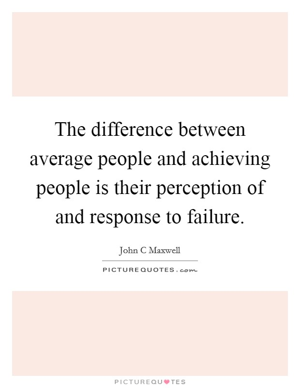 Is There A Difference Between Success and Excellence?