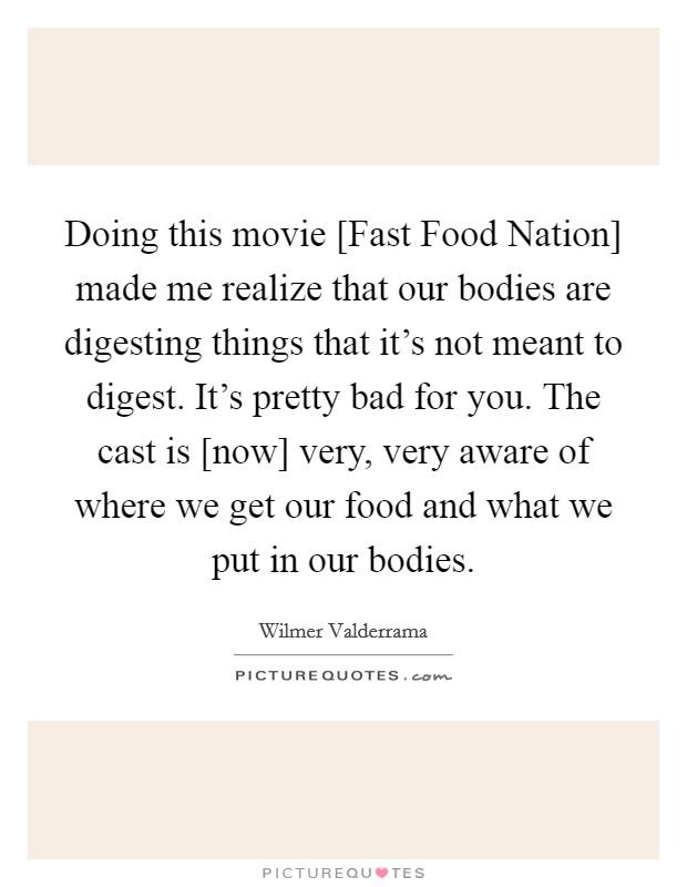 Fast Food Nation  Movie Cast